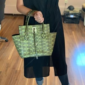 Michael Kors Collection Tote🐍⚡️